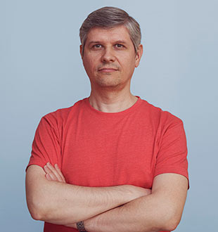 Alexander Leonov, Software Developer, Limetta